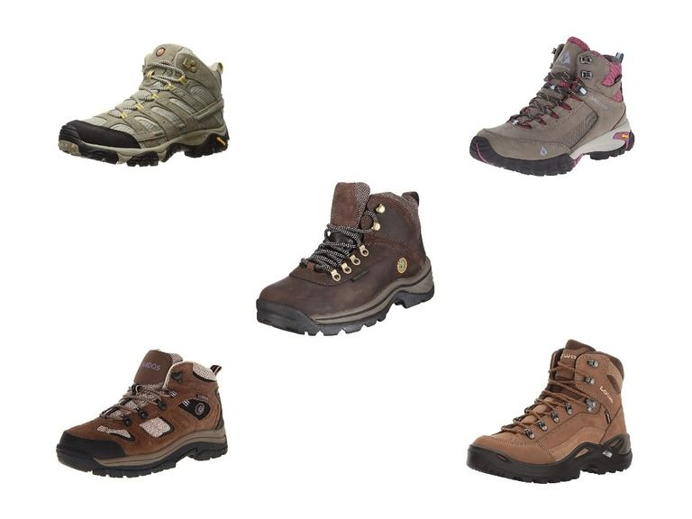 Hiking Boots For Women With Wide Feet